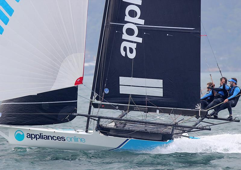 Spring Championship winner, appliancesonline.com.au is a big chance of taking the NSW title - photo © Frank Quealey