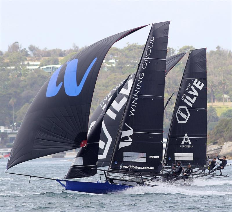 Close fleet racing can be expected throughout the NSW Championship - photo © Frank Quealey