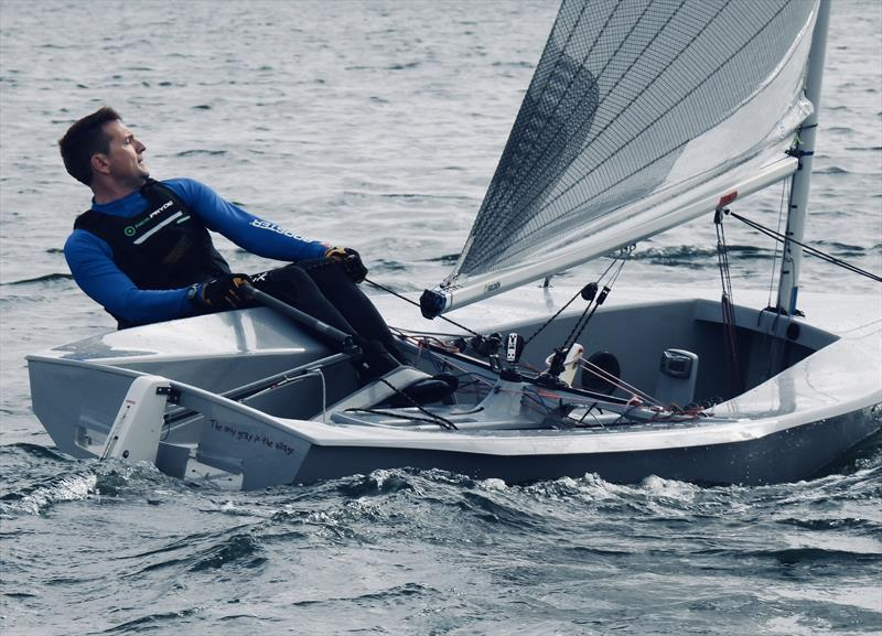 Solo Inland Championship 2021 at Grafham Water Sailing Club