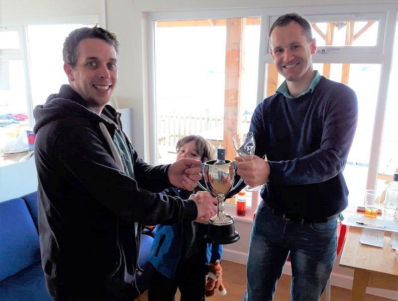 Chichester Gin Solo open meeting at Spinnaker Sailing Club