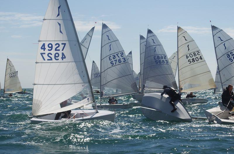 2018 Magic Marine Solo National Championships - photo © Will Loy