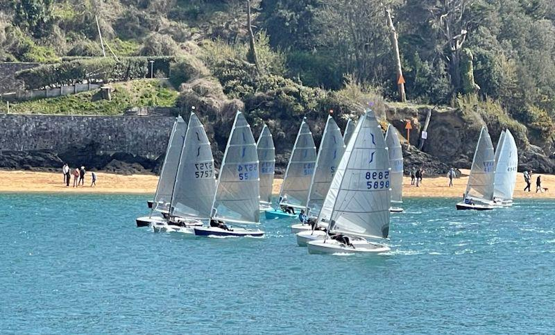 Salcombe Spring Series race 1 - photo © Lucy Burn