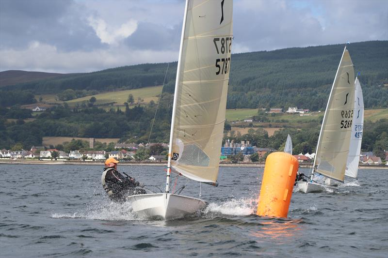 HD Sails Scottish Solos Travellers at Helensburgh - photo © Dougie Bell