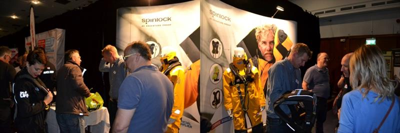 Huge interest in Spinlock VITO lifejacket - photo © Spinlock