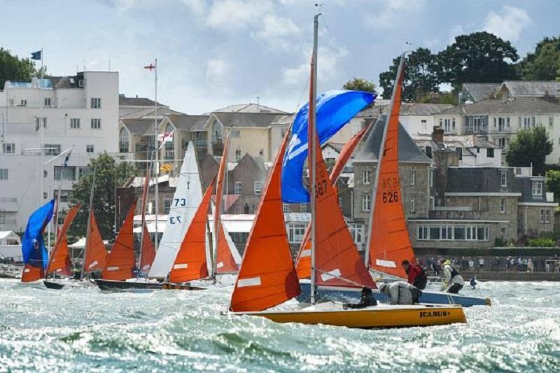 Panther 3 - Cowes Week 2019 - Day 6 - photo © Martin Allen