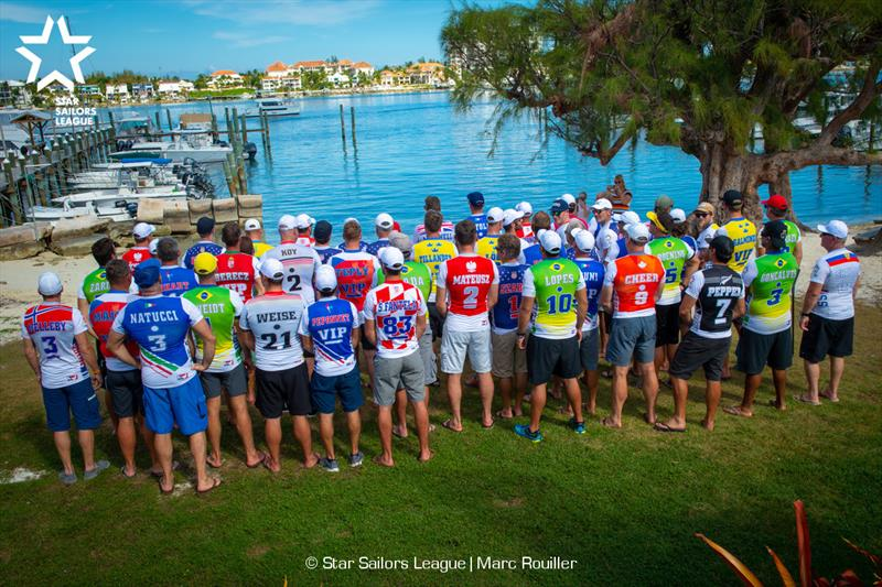 Skipper Meeting - 2018 Star Sailors League Finals - photo © Marc Rouiller