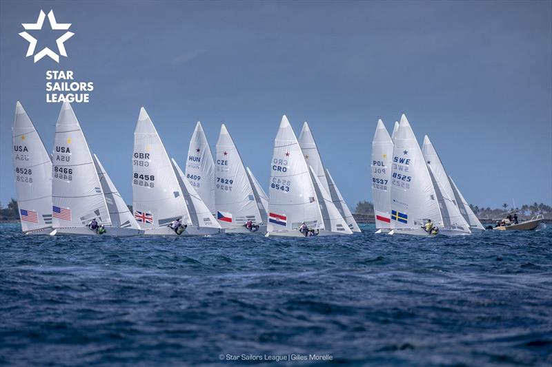 2018 Star Sailors League Finals -  Day 4 photo copyright Gilles Morelle / Star Sailors League taken at Nassau Yacht Club and featuring the Star class
