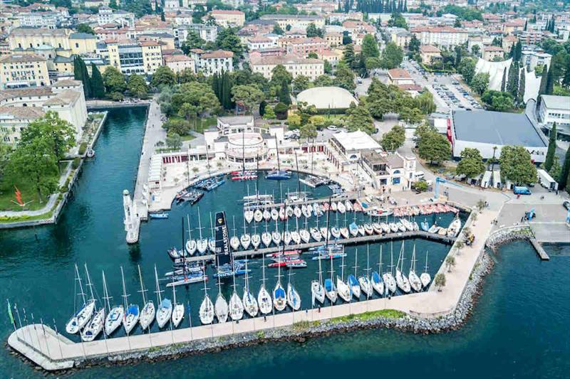 The 2019 Star European Championship will be held at Riva del Garda photo copyright SSL taken at Fraglia Vela Riva and featuring the Star class