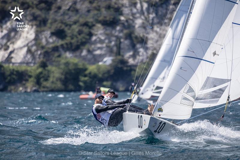 Training Day - 2019 Star European Championship and SSL Breeze Grand Slam - photo © Gilles Morelle