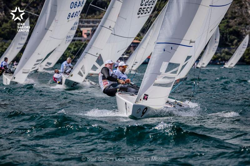 2019 Star European Championships and Star Sailors League Breeze Grand Slam - photo © Gilles Morelle
