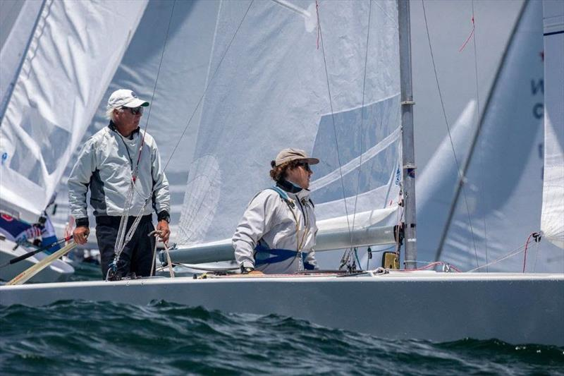 2019 Star Western Hemisphere Championship - Day 3 photo copyright San Diego Yacht Club taken at San Diego Yacht Club and featuring the Star class