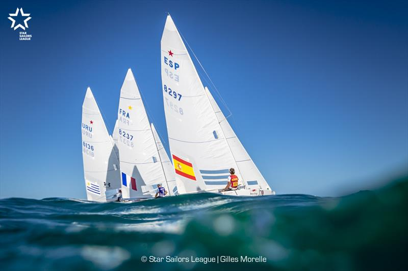 Star Sailors League Finals 2019 - photo © Gilles Morelle / Star Sailors League