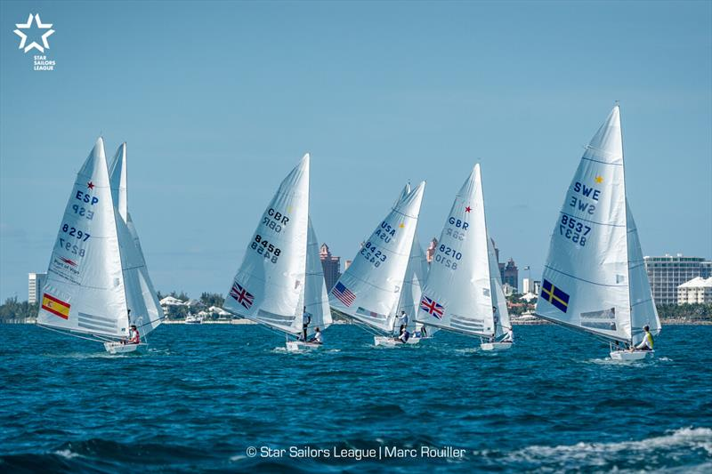 Star Sailors League Finals 2019 - Day 4 - photo © Marc Rouiller