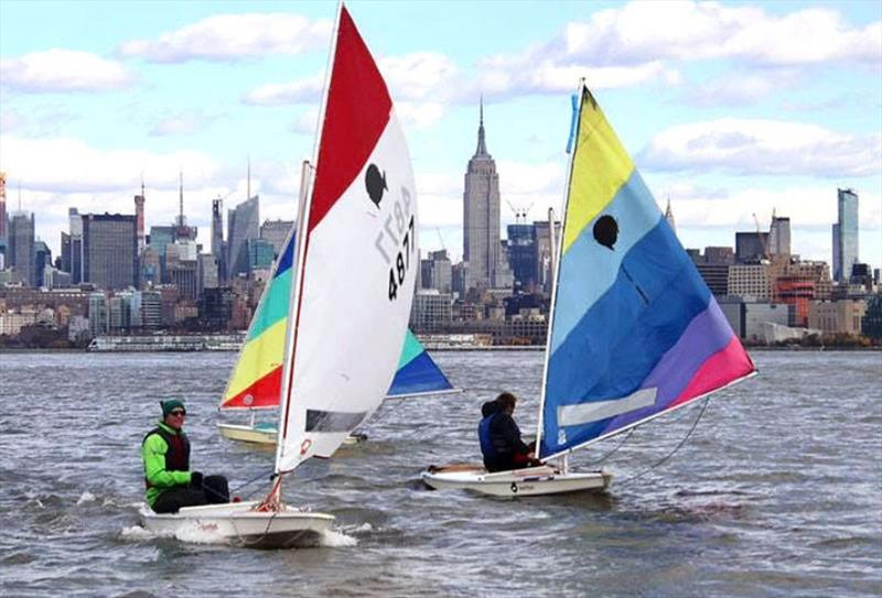 Frostbite Racing at Manhattan Yacht Club - photo © Manhattan Yacht Club