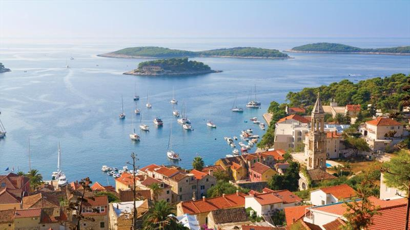 Experience Croatia with Sunsail