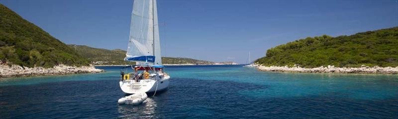 Sunsail Destination of the Month: Lefkas, Greece photo copyright Sunsail taken at  and featuring the  class
