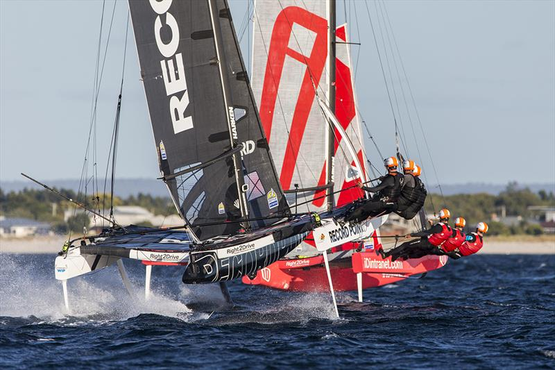 2018 SuperFoiler Grand Prix - Busselton, Western Australia  - photo © Andrea Francolini