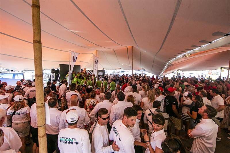 2019 Superyacht Cup Palma prize giving - photo © Sailing Energy