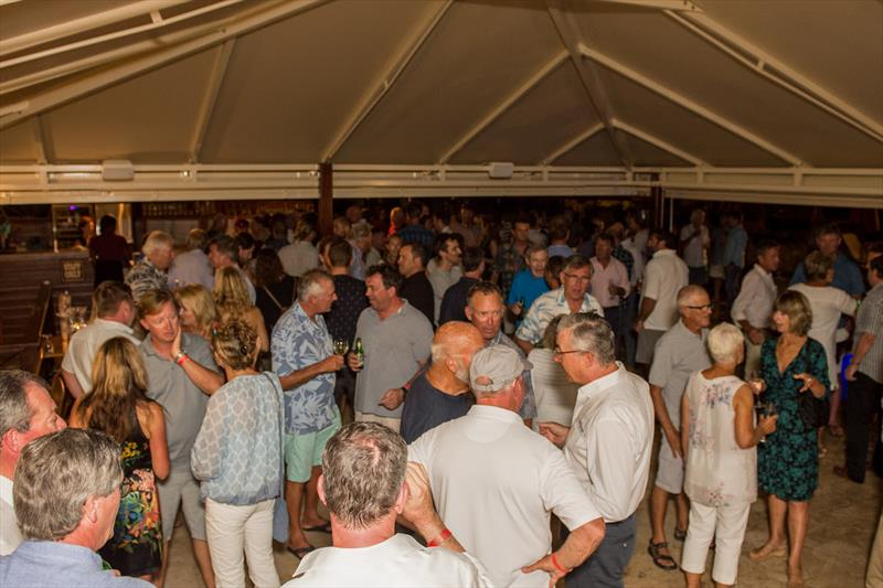 2019 Superyacht Challenge Antigua Welcome Party at Boom Gunpowder House - photo © Ted Martin