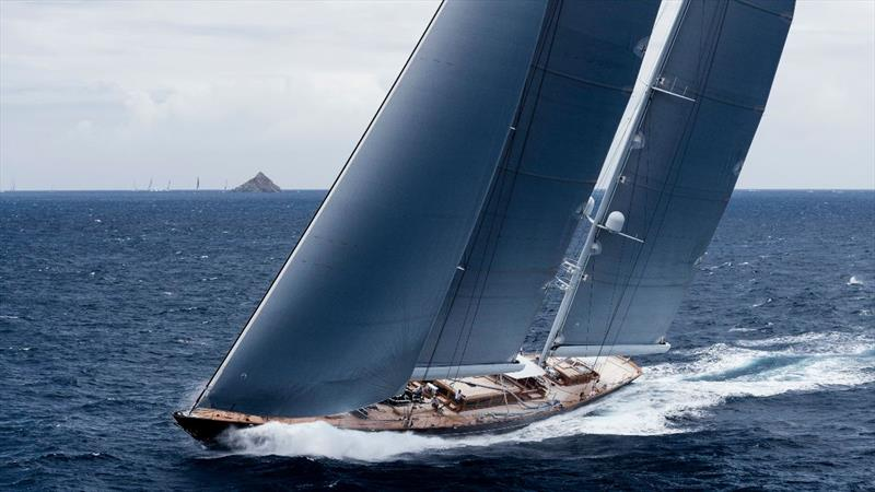 Aquaris -  2019 St Barths Bucket - photo © Cory Silken