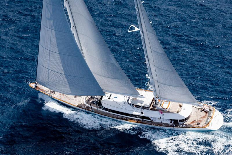 Rosehearty -  2019 St Barths Bucket - photo © Cory Silken