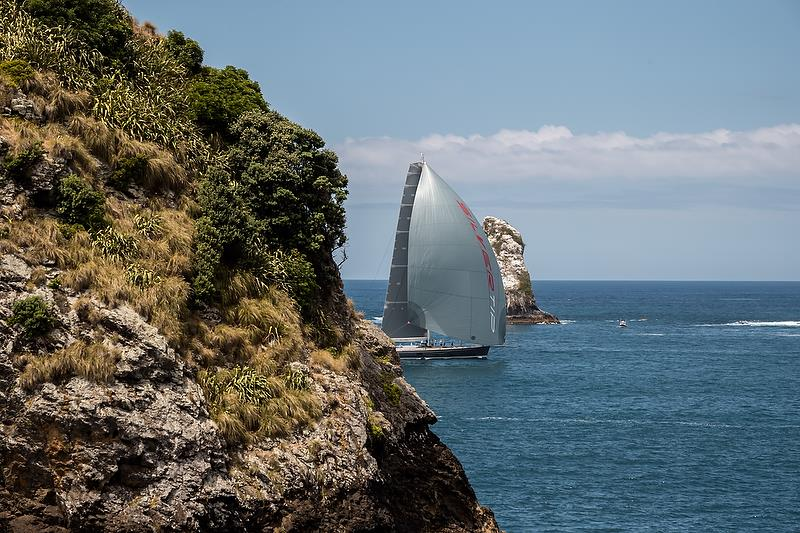 Silvertip Racing in the NZ Millennium Cup, Bay of Islands - photo © Jeff Brown