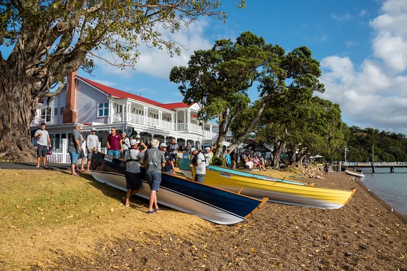 The NZ Millennium Cup is hosted in the historic Bay of Islands, and for the 2020 and 2021 regatta Royal Huisman has joined the NZ Millennium Cup as a co-Platinum sponsor - photo © Jeff Brown