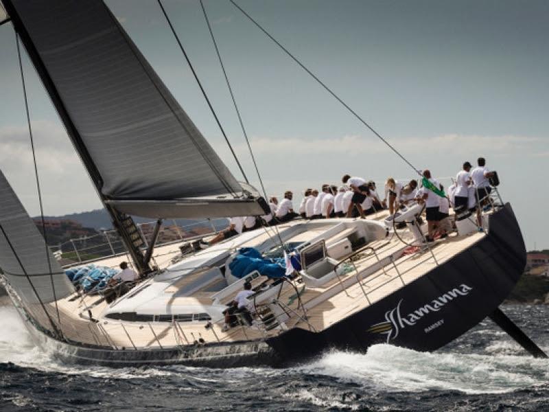 SY Shamanna - Superyacht Cup Palma - photo © Carlo Baroncini