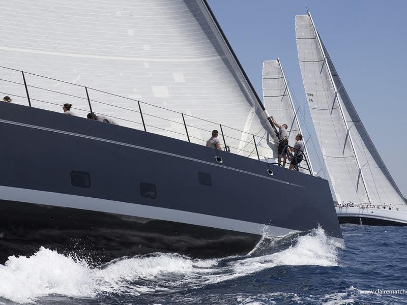 SY Ganesha - Superyacht Cup Palma - photo © Claire Matches / www.clairematches.com
