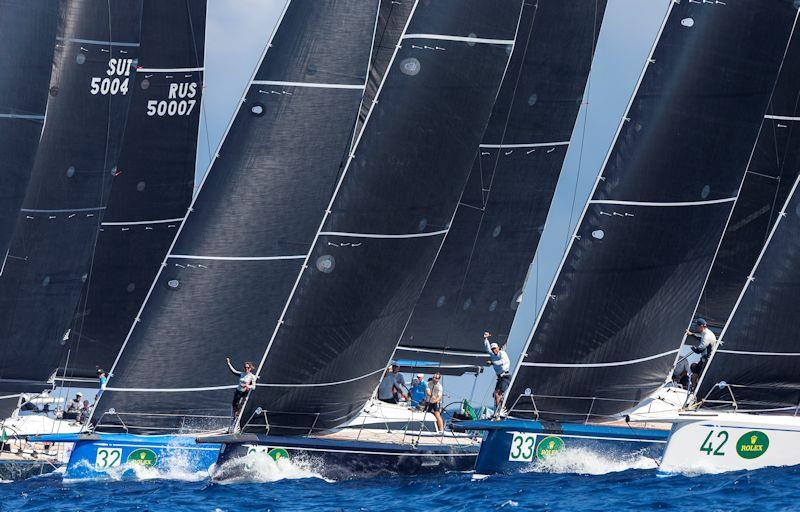 2018 Rolex Swan Cup - photo © Stefano Gattini