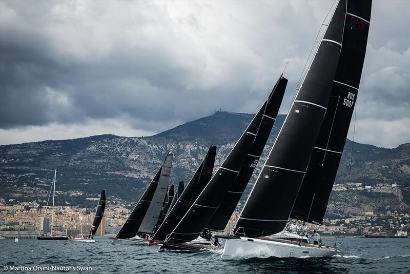 2019 Monaco Swan One Design - Day 3 - photo © Martina Orsini