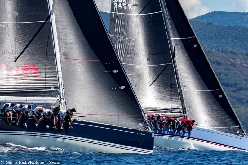 Swan 45 - The Nations Trophy Mediterranean League - photo © Giulio Testa