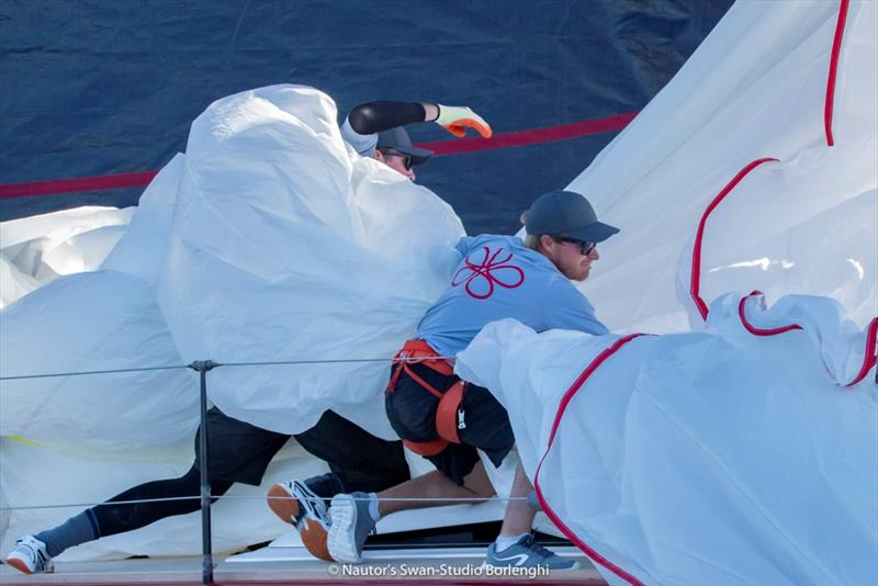 ClubSwan 50 - The Nations Trophy - photo © Giulio Testa