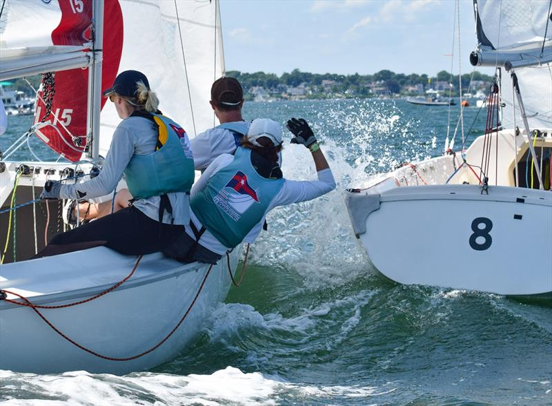 2019 Morgan Cup - photo © Elizabeth Elder / New York Yacht Club