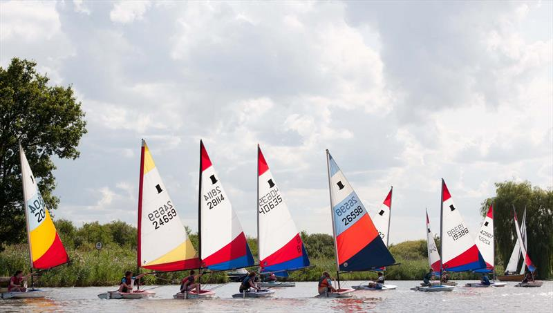 Horning Sailing Club Regatta Week - photo © Colin Galloway