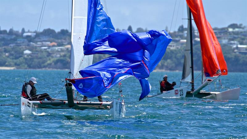 Race 5 - Int Tornado Worlds - Day 3, presented by Candida, January 7, - photo © Richard Gladwell