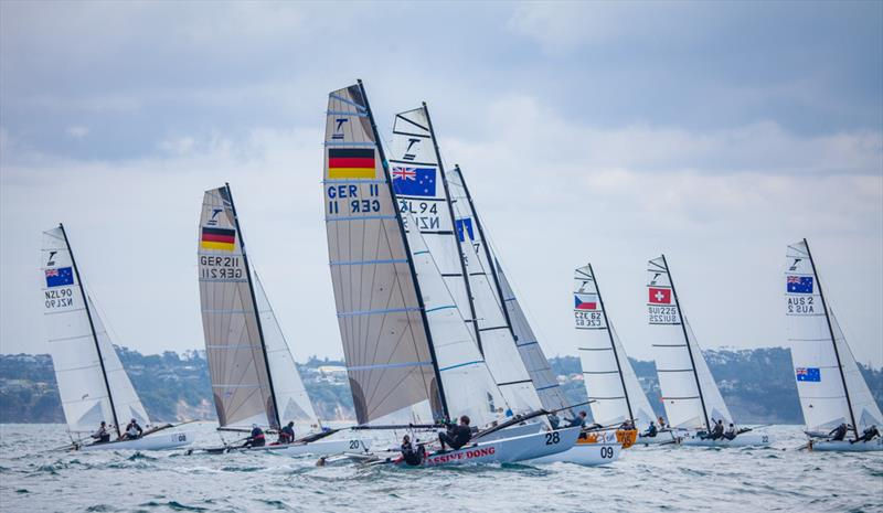 Tornado World Championships - Day 5 - photo © Suellen Davies