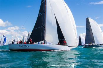 Lendlease Brisbane to Hamilton Island Race: Beau Geste's
