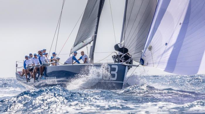Rolex TP52 World Championship Puerto Portals 2019 day 2 - photo © Nico Martinez / 52 Super Series