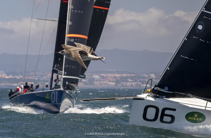 Final Day - 52 Super Series, Cascais Portugal - photo © Carlo Borlenghi / Rolex