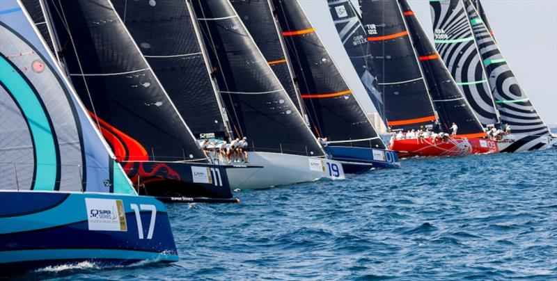 Day 1 - 52 Super Series Valencia Sailing Week - photo © Nico Martinez / MartinezStudio