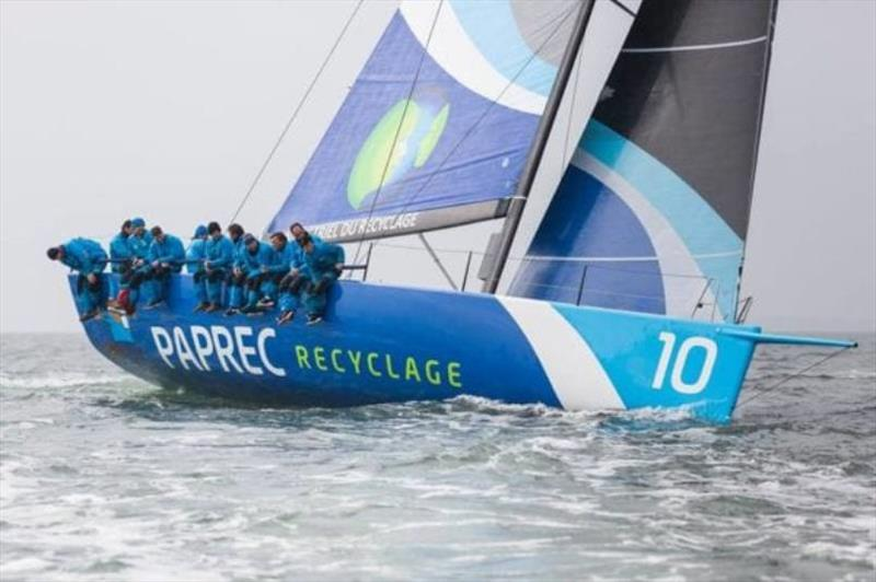 Paprec Recyclage - photo © Race Yachts