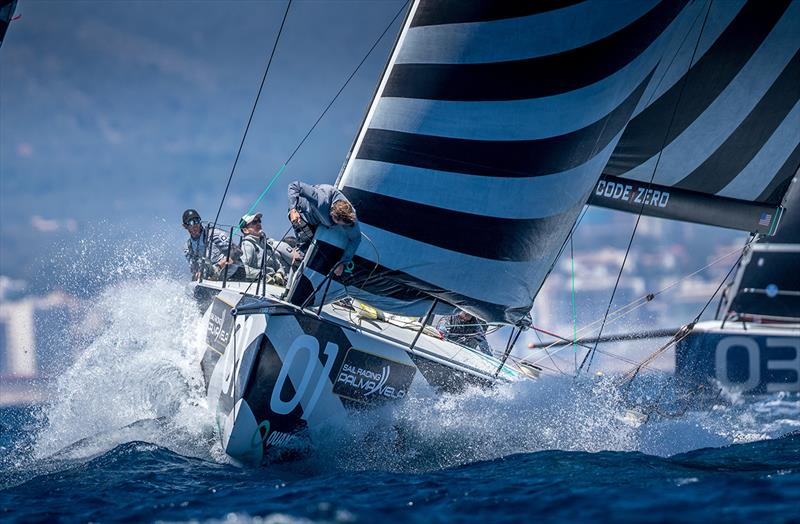 Quantum, TP52 class winner - 16th Sail Racing PalmaVela - Final Day  - photo © Nico Martinez