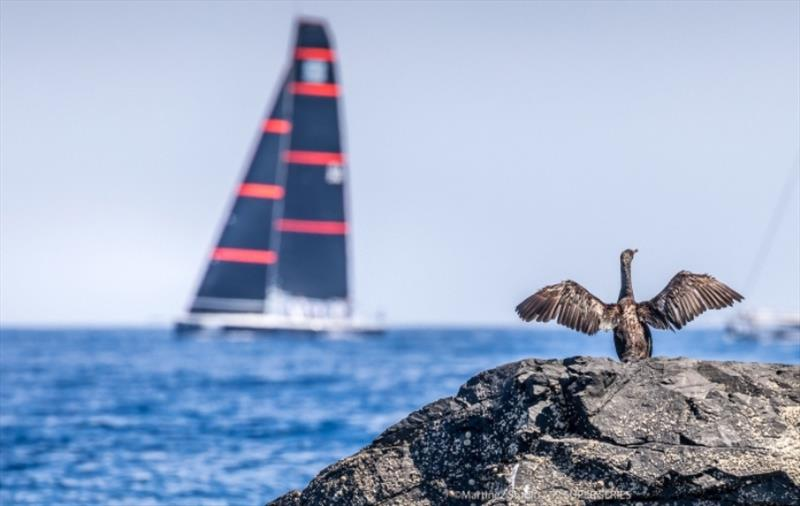 Menorca 52 Super Series Sailing Week © Nico Martinez / MartinezStudio