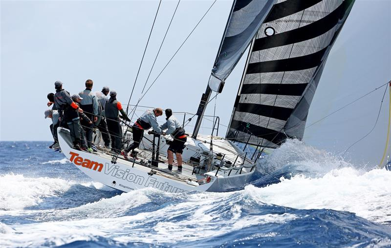 Menorca 52 Super Series Sailing Week - Day 5 - photo © Max Ranchi / www.maxranchi.com