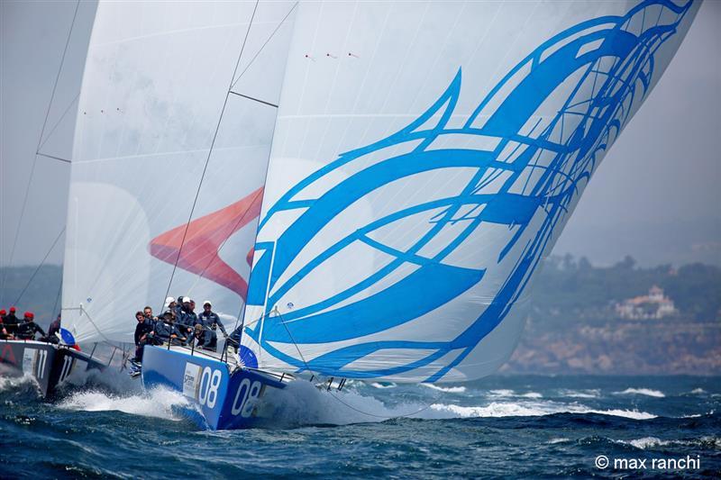 Day 1 of Cascais 52 Super Series Sailing Week - photo © Max Ranchi / www.maxranchi.com
