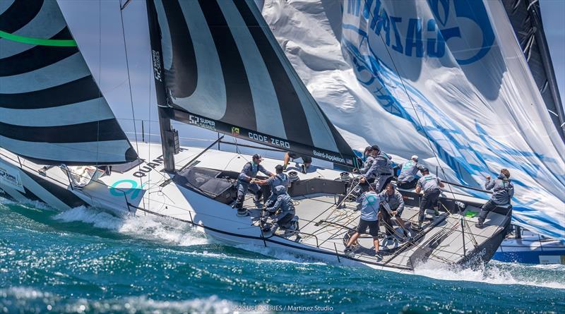 Day 5 - Cascais 52 Super Series Sailing Week - photo © Martinez Studio / 52 Super Series