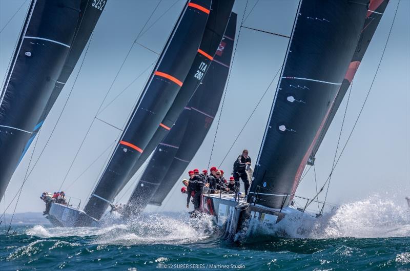 Cascais 52 Super Series Sailing Week - photo © Nico Martinez / 52 Super Series