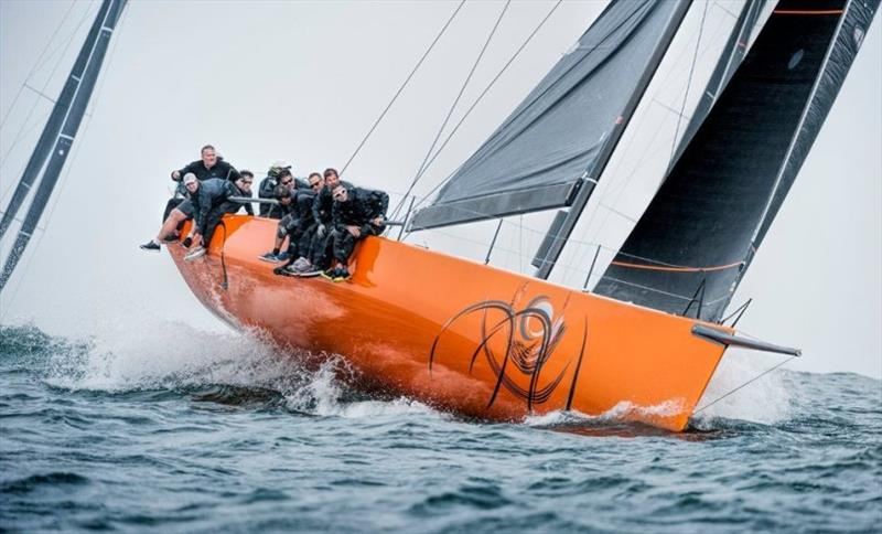 Custom IRC TP52 - photo © Race Yachts