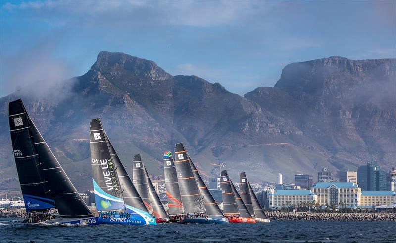 52 Super Series at Cape Town - Day 3 - photo © Nico Martinez / 52 Super Series